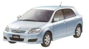 "Toyota Corolla Runx 1.5X ""AEROTOURER"" 2005 г."