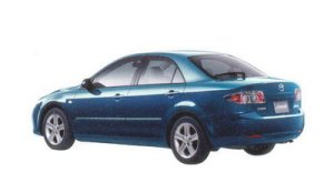 Mazda Atenza Sedan 23 EX 2005 г.