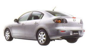 Mazda Axela 15 F 2005 г.