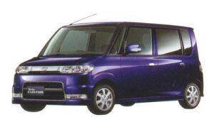 Daihatsu Tanto CUSTOM X 2WD 2005 г.