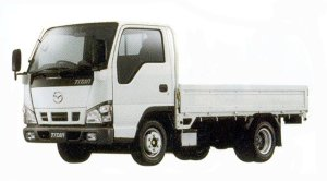 Mazda Titan 1.4 ton 3.1 liter Ful Wide & Low, Narrow Cabin Deluxe 2005 г.
