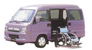Subaru Sambar Dias Wagon Trans Care Electric Lifter 2005 г.