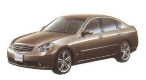 Nissan Fuga 350 GT Sports Package 2005 г.