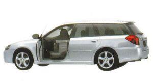 Subaru Legacy TOURING WAGON Trans Care Wihg Seat 2005 г.