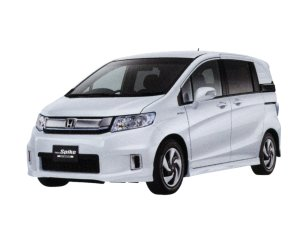 Honda Freed Spike Hybrid - Just Selection 2016 г.