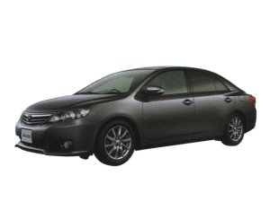 Toyota Allion A20 Leather Package 2016 г.