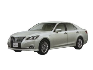 Toyota Crown Hybrid Royal Saloon G 2016 г.
