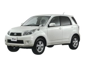 Daihatsu Be-go CX Limited 4WD 2016 г.