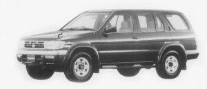 Nissan Terrano 2700 INTERCOOLER TURBO DIESEL R 1996 г.