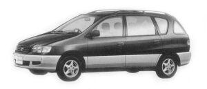 Toyota Ipsum 4WD S-SELECTION 1996 г.