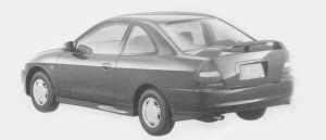 Mitsubishi Mirage Asti Z 1996 г.