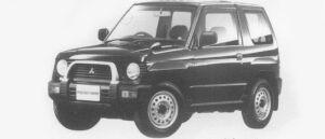 Mitsubishi Pajero Mini XR-II 4WD 1996 г.