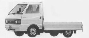 Nissan Vanette Truck 2WD SUPER LOW DX GASOLINE 1996 г.
