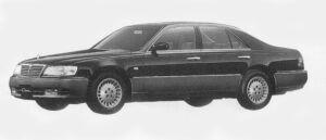 Nissan Cima 41LV 1996 г.