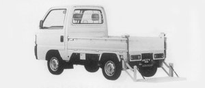 Honda Acty Truck LIFTER W 4WD 1996 г.