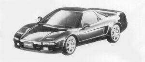 Honda NSX  1996 г.