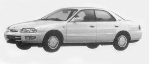 Nissan Presea 1500Ct.II REFINA 1996 г.