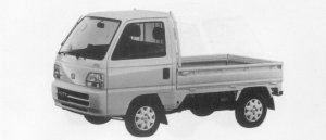 Honda Acty Truck TOWN 2WD 1996 г.