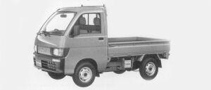 Daihatsu Hijet CLIMBER 4WD 1996 г.