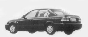 Honda Integra SJ LXi 1996 г.