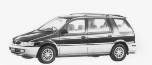Mitsubishi Chariot MX 2WD 1996 г.