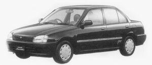 Daihatsu Charade SOCIAL POSE 1996 г.
