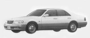 Nissan Cima 41LX 1996 г.