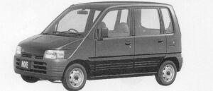 Daihatsu Move CG 1996 г.