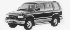 Honda Horizon 3.2L V6DOHC VAN HANDLING BY LOTUS SE 1996 г.