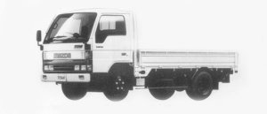 Mazda Titan 3T WIDE&LOW, STANDARD CAB&BODY 4.3L 1996 г.