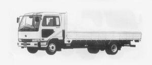 Nissan Diesel Condor  1996 г.