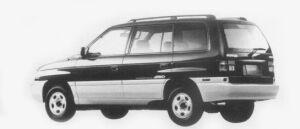 Mazda Efini MPV TYPE V-FOUR 2500 DIESEL TURBO 1996 г.