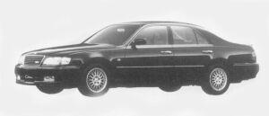 Nissan Cima 41TR-X 1996 г.