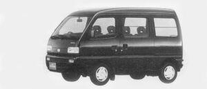 Mazda Scrum LIMITED 1996 г.