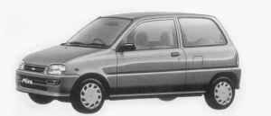 Daihatsu Mira TG LIMITED 1996 г.