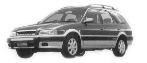 Toyota Sprinter Carib 1.8 4WD Z TOURING 1996 г.