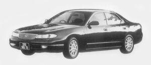 Mazda Efini MS-8 20  G PACKAGE 1996 г.