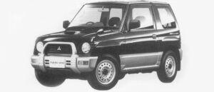 Mitsubishi Pajero Mini VR-II 4WD 1996 г.