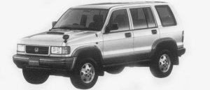 Honda Horizon 3.1L INTERCOOLER TURBO DIESEL XS 1996 г.