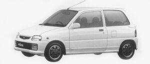 Daihatsu Mira TR 1996 г.