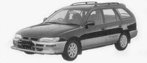 Toyota Corolla Wagon BZ TOURING 1996 г.