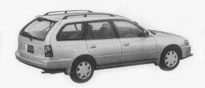Toyota Corolla Wagon L TOURING 1.6 4WD 1996 г.