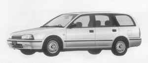 Nissan Avenir CARGO VX (2000 DIESEL) 1996 г.
