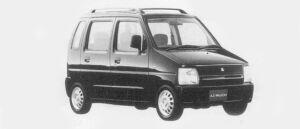 Mazda AZ-Wagon FX (4WD) 1996 г.