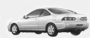 Honda Integra 3DOOR COUPE Xi-G 1996 г.