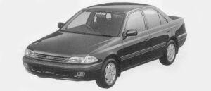 Toyota Carina SEDAN 1.8Si G SELECTION 1996 г.