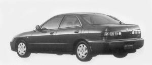 Honda Integra 4DOOR HARD TOP Xi-4WD 1996 г.