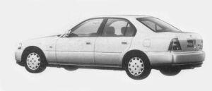 Honda Rafaga 2.0EX 1996 г.
