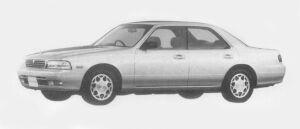 Nissan Laurel 25 MEDALIST 4WD 1996 г.