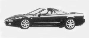 Honda NSX - T 1996 г.